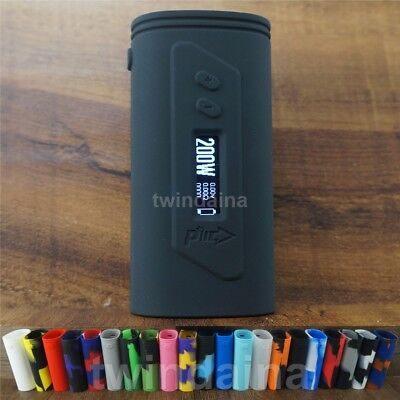 Pioneer4you IPV 6X 200W TC Mod Silicone Case Skin Wrap Cover Sleeve New + GIFT