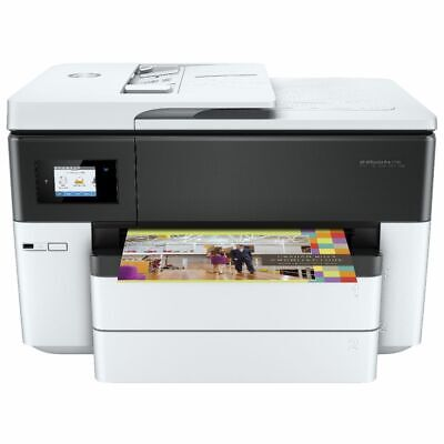HP OfficeJet Pro Wireless A3 Inkjet MFC Printer 7740
