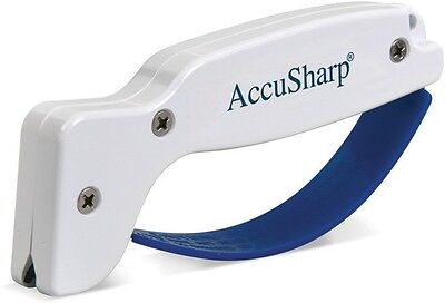 Accusharp Fillet Knife & Tool Sharpener 001 New  Made In  U.s.a