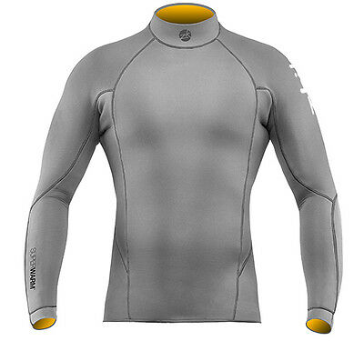 Mens Zhik Superwarm Winter Wetsuit/Steamer Top - FREE 1st Class Delivery