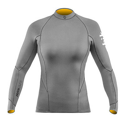 Womens Zhik Superwarm Winter Wetsuit/Steamer Top - FREE 1st Class Delivery