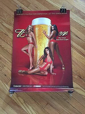 Olympic SI Swimsuit Budweiser Posters 2008 - Qty 7