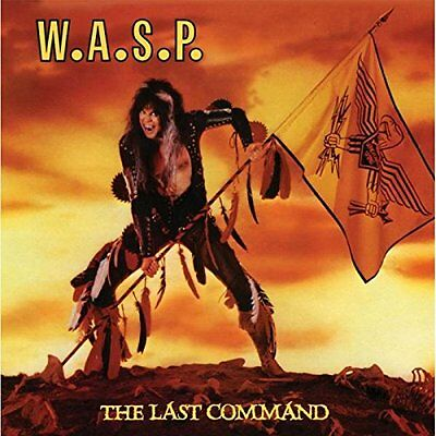 W. A. S. P. - The Last Command LP #107261