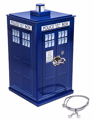 Doctor Who TARDIS Jewelry Box - Officially Licensed BBC Doctor Who