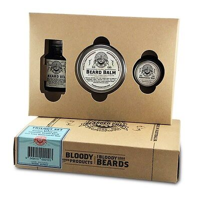 The Bearded Chap Trilogy Kit