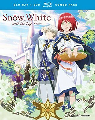 NEW Snow White With the Red Hair: Season One (Blu-ray/DVD Combo)