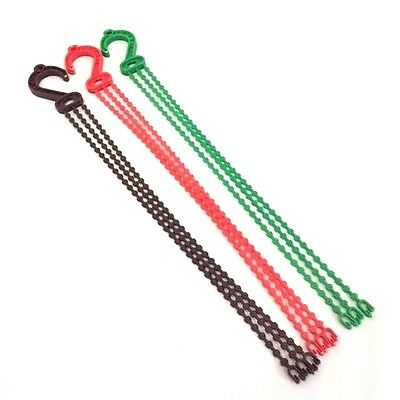 12 PCs HANGER MIXED COLOR FOR SMALL POTS HANGING CACTUS ORCHID OR PLASTIC PLANTS