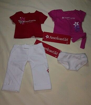 American Girl Doll Lot of Clothes authentic