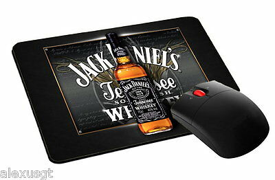 mouse pad, tappetino mouse JACK DANIELS whisky pc computer desktop