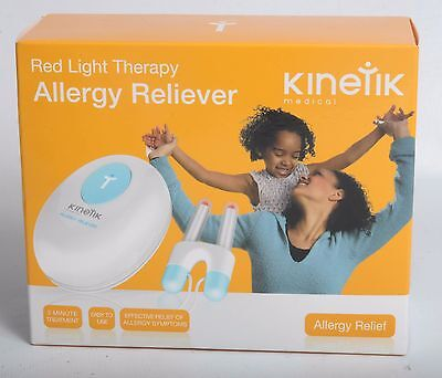 Kinetik Allergy Reliever (Red Light Therapy)