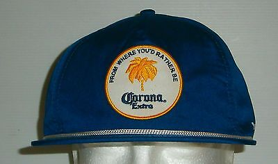 Corona Extra Beer brand new with tags rhythm hat cap for home bar or collector