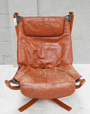 Vintage Norwegian Sigurd Russell 'Falcon' Chair