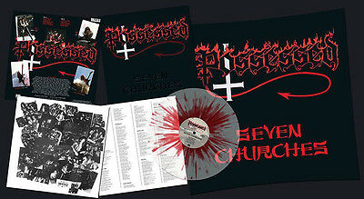 Possessed - Seven Churches LP #100271