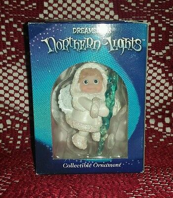 """Dreamsicles  """"icicle Princess"""" Angel Northern Lights Ornament ~60012"""