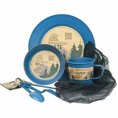 EcoSoulife Camper Set Navy