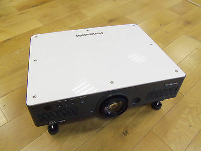 Used Panasonic PT-D5600E media projector