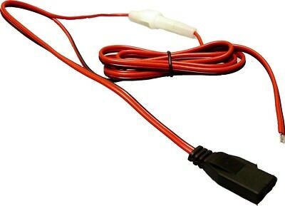 CB3 Power Lead Uniden 3Pin DC Powercord
