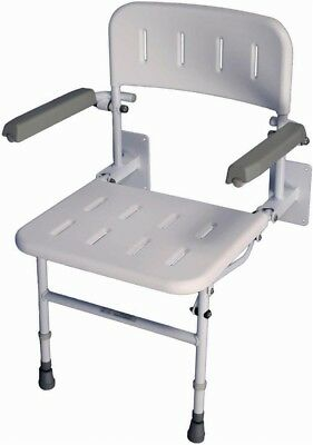 Aidapt Solo Deluxe Shower Seat VB539