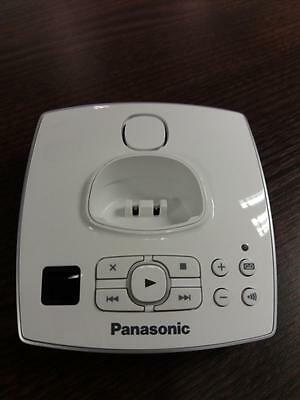 Panasonic Kx-Tg 8061E Replacement Main Base Station In White