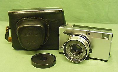 Excellent Zorki 10 (Pm2240) Camera With Industar-63 F/2.8 45Mm Lens With Case.