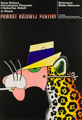 Original Polish, Return of the Pink Panther, Film/Movie Poster