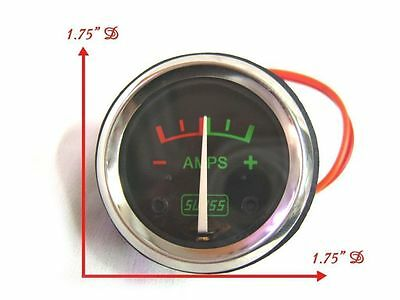 New Black Ammeter Standard For Royal Enfield Motorcycle