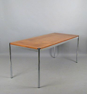 Table - Fritz Haller Paul Schärer - design vintage