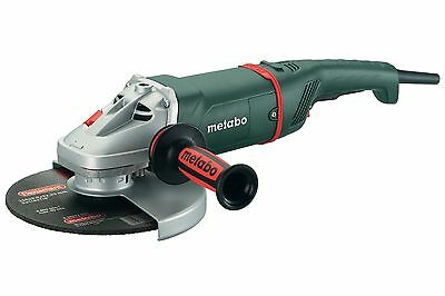 """Metabo W24-180 7"""" 8500 RPM Corded Electric Angle Grinder *New*"""