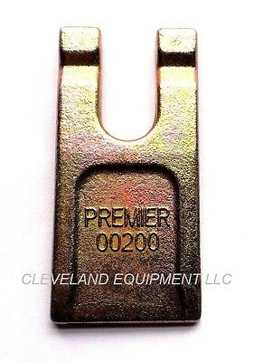 NEW REPLACEMENT AUGER WISDOM TOOTH - BOLT ON Teeth Bit Bobcat McMillen Premier