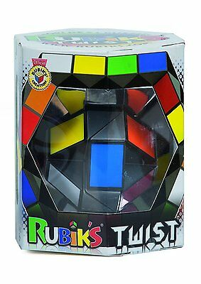 John Adams Rubiks Twist