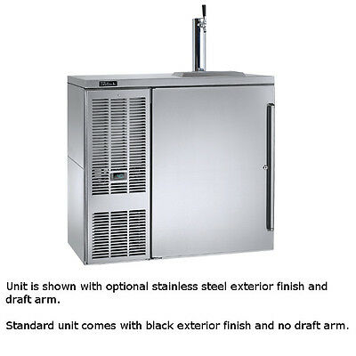 """Perlick DDS36 36"""" 1-Section Direct Draw Draft Beer Dispenser"""