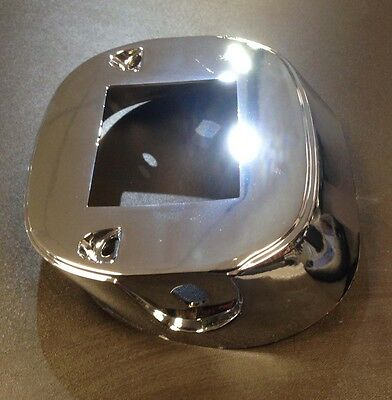 Rear light / tail lamp base & indicator mounting chrome for Keeway Superlight 12