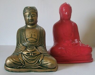 Z7160 Large Buddha - Rubber Latex Moulds by MouldMaster