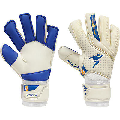 Precision GK SHOCK-zone Box Cut Pro Goalkeeper Gloves Size