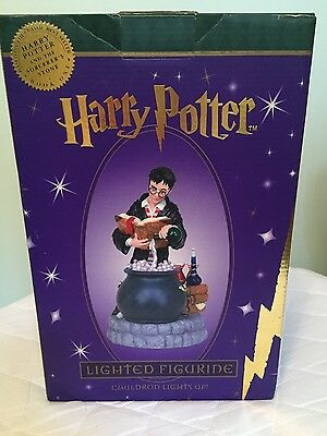 Harry Potter and the Sorcerers Stone Lighted Figurine