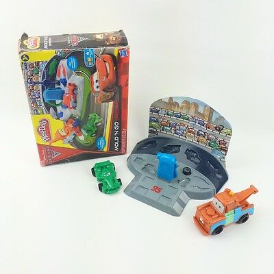 Play Doh Cars 2 Mold N Go Speedway Mater Francesco Replacement Parts