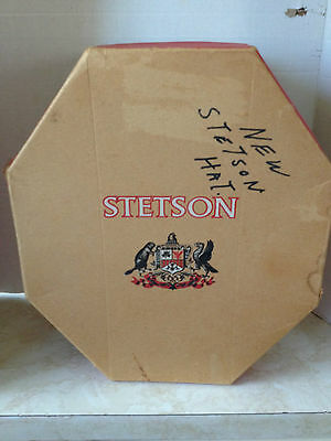 Vintage STETSON Western Cowboy Hat BOX ONLY