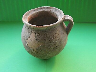 97. Roman Ceramic Pot   -  For Cleaning