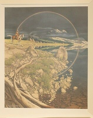 Bev Doolittle The Sentinel Signed and Numbered Limited Edition Art Print