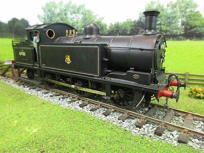 7mm FINESCALE O GAUGE KIT BUILT BR N15 0-6-2T '69181'