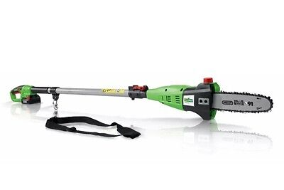 Florabest 18V Li-Ion Telescopic Cordless Pruner Chainsaw  FAHE 18 A1