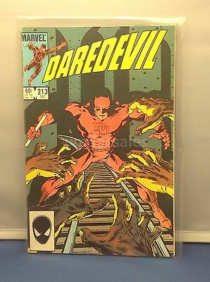 "Marvel Comics ""daredevil"" Issue 613 Dec.1984"