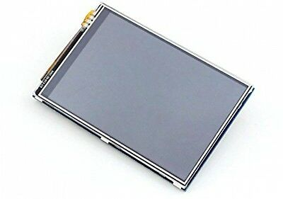 Makibes 3.5 Inch Touch Screen TFT LCD (A) 320x480 Designed For Raspberry Pi Pi