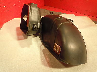 1984 Honda Aero NH125 Airbox and Rear Inner Fender Air Box Scooter Moped Vintage