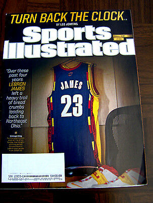 7/21/14 Sports Illustrated (Lebron James on Cover)