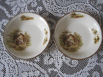 Two Vintage Alfred Meakin The Rest Small Desert Bowls