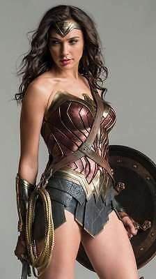 Deluxe Wonder Woman (Diana Prince) 1:1 Replica Statue/Figur – Life-Size - 175 cm