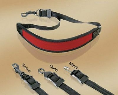Neotech Classic Saxophone Sling - Regular Swivel Hook - Red