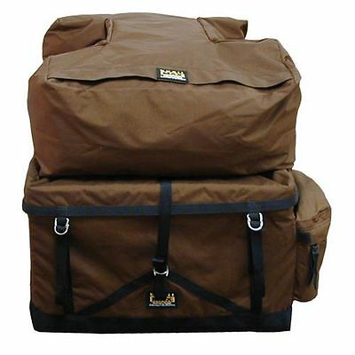 Outfitters Pack System TrailMax Western Sawbuck Decker Brown WPA145