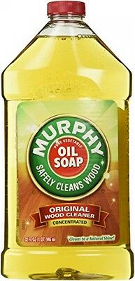 Murphy Oil Soap concentrate Liquid Wood Furniture Cleaner bottle 946ml 32oz